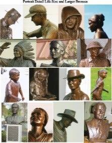 Cheng, Mr. Fei Hon | Public Sculptures by Don Begg / Studio West Bronze Foundry & Art Gallery