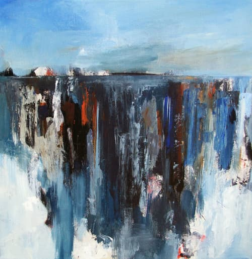 Solace   Paintings by Keith Doles