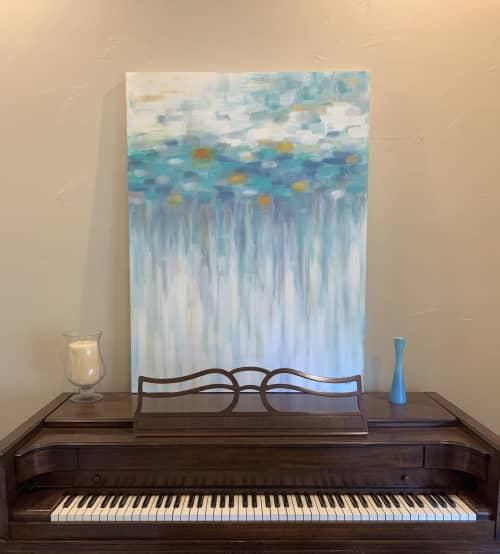 Seen   Paintings by Lelia Davis