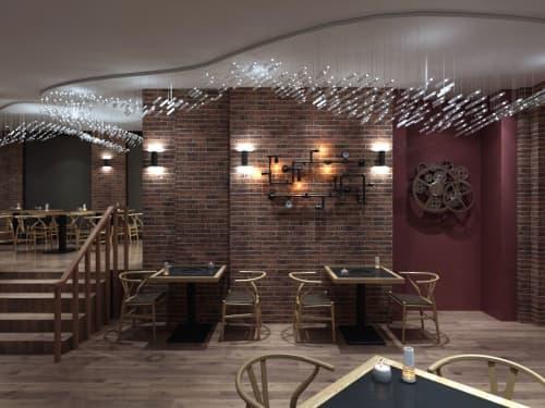 Interior Design by York Design Studio seen at 44 Canal St, Manchester - Chuan Restaurant