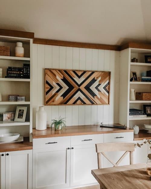 Wood Wall Hanging | Wall Hangings by Amanda Whitworth