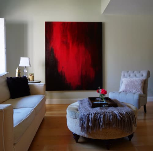Passion Flow   Paintings by Trang T. Le   Residence Inn by Marriott Irvine John Wayne Airport/Orange County in Irvine