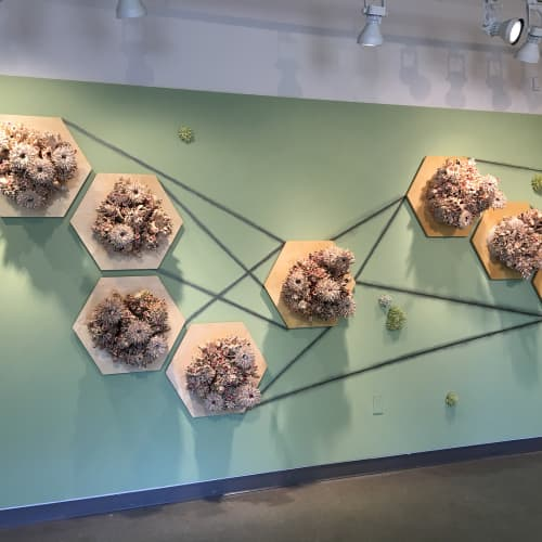 Hive Expanded   Sculptures by Susan Beiner   Krasl Art Center in Saint Joseph