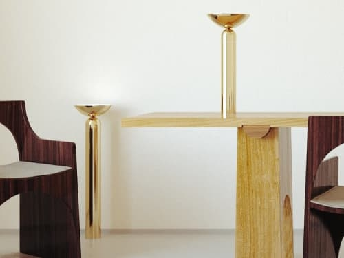 Lamps by Ovature Studios - Rone Table Lamp
