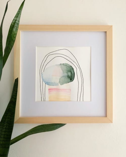 Paintings by Quinnarie Studio - Balance