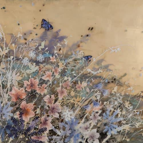 Seen in Passing 8   Paintings by Cara Enteles Studio   Cara Enteles Studio in New York