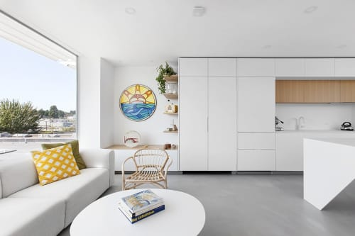 Architecture by Haeccity Studio Architecture at Private Residence, Vancouver, Vancouver - Armory District Apartment