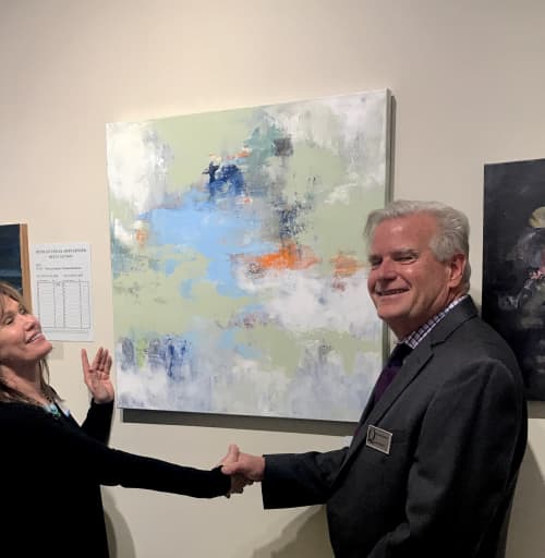Going Retro | Paintings by Marilyn Landers | Gainesville GA in Gainesville