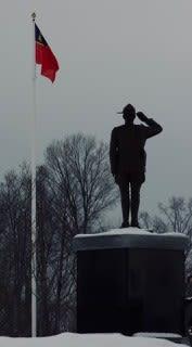 RCMP Memorial   Public Sculptures by Don Begg / Studio West Bronze Foundry & Art Gallery