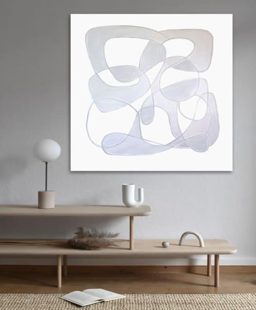 'iSAMU' | Paintings by Linnea Heide contemporary fine art