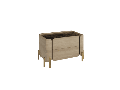 Mykado Bedside Table | Interior Design by ALGA by Paulo Antunes