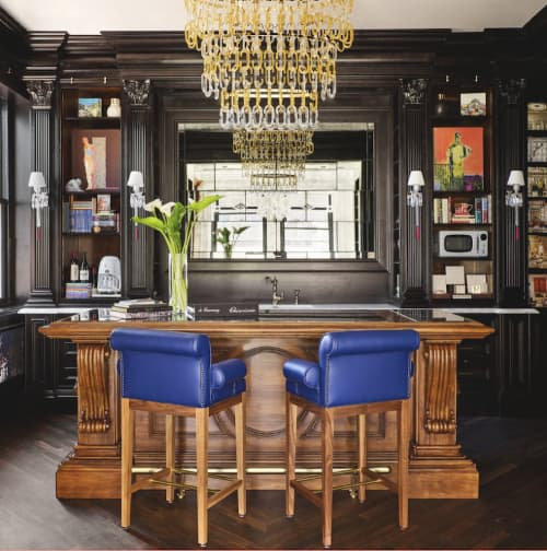 Bar Stool | Chairs by Lutyens Furniture & Lighting