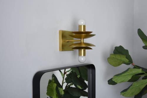 Bardwell - Wall Sconce Vanity - Mid Century Modern Lighting | Sconces by Illuminate Vintage