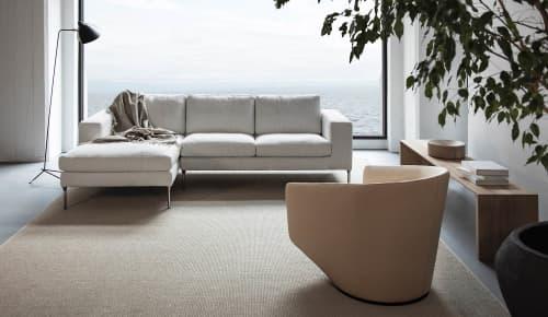 U Turn Swivel Lounge Chair   Chairs by Niels Bendtsen