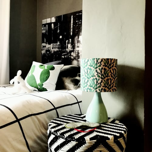 Lighting by Sera Holland seen at Private Residence, Cape Town - Lampshade