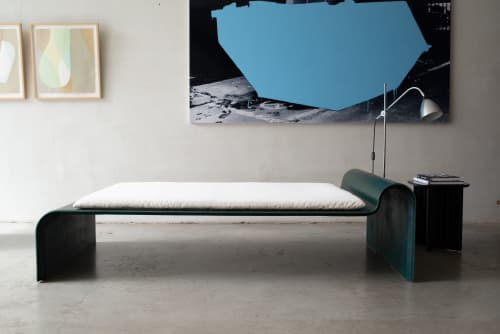Magic Daybed   Beds & Accessories by Asa Pingree