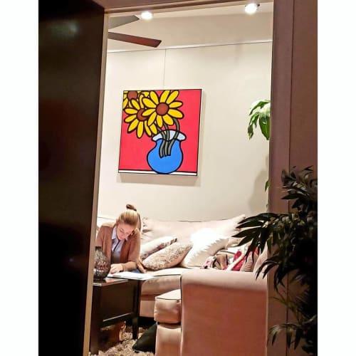 Paintings by Albert Gonzales seen at Private Residence, San Antonio - Painting