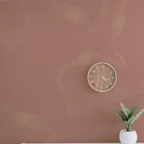 Wallpaper by Jill Malek Wallpaper - Migration | Cherry Sky
