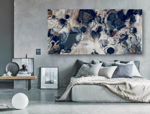 GLACIER | Paintings by Christina Twomey Art + Design