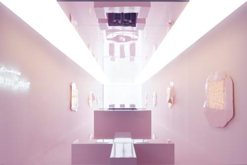 Interior Design by Tabanlioglu Architects - Flamingo Lounge