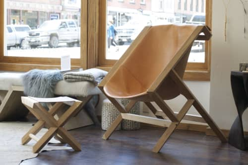 Kanguro Armchair | Chairs by Espina Corona | Telluride Ski Resort in Telluride