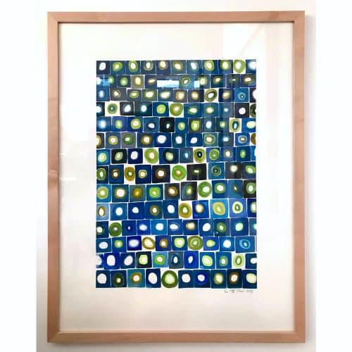 Paintings by ISA CATTO STUDIO - Bauhaus