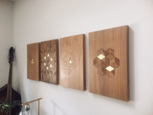 Wall Hangings by Heather Noddings - Untitled.