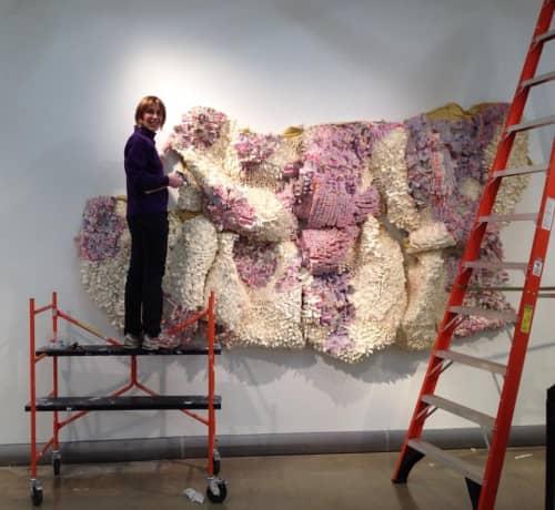 Amass #11 | Art & Wall Decor by Margery Amdur | Philadelphia in Philadelphia