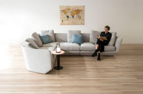 Aura Sectional Sofa   Couches & Sofas by Niels Bendtsen
