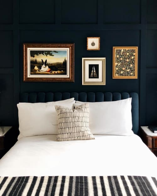 Thatch | Organic Cotton Pillow | Pillows by Little Korboose | The Ramble Hotel in Denver
