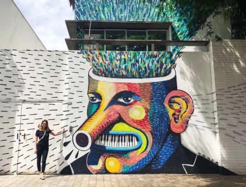 Murals by Deco Farkas - Mural