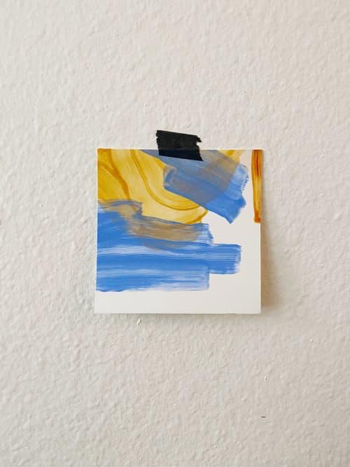 Paintings by Quinnarie Studio - Mini #12