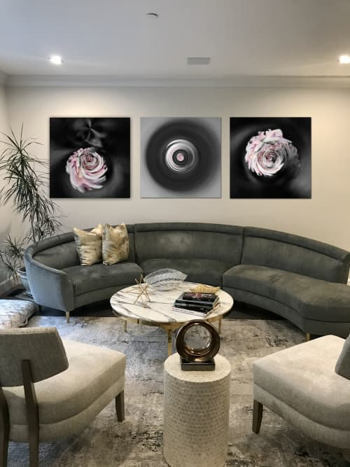 Photography by Joanie Landau seen at Private Residence, Mount Kisco - The Power of Love Trio