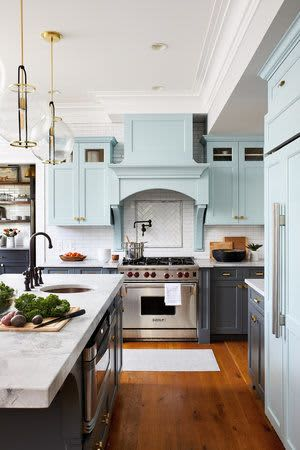 Interior Design by Zoe Feldman Design seen at Private Residence - Alexandria House Interior Design