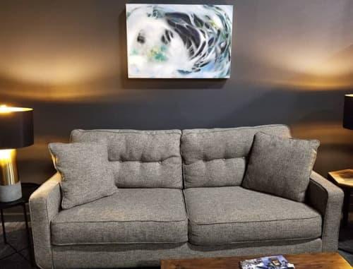 Paintings by Lisa Rachel Horlander seen at WorkHub, Tyler - Reverent