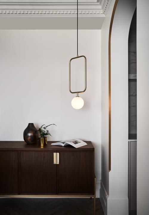 Pendants by SEED Design USA seen at Creator's Studio, Renton - SIRCLE Pendant L