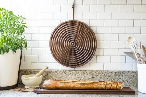 Grain Bread Board   Tableware by Fire Road