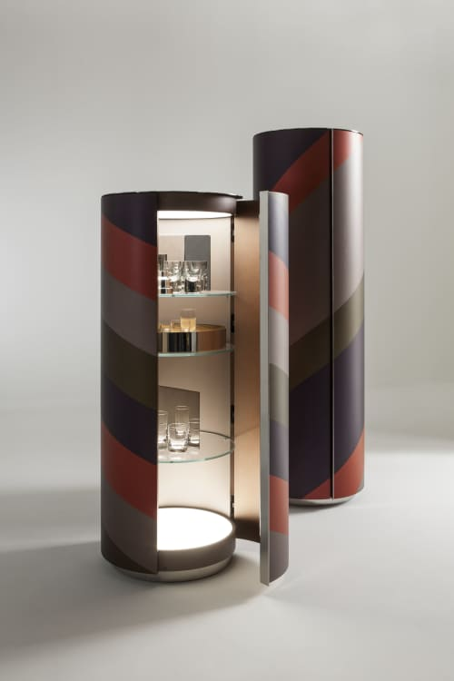 Furniture by Bartoli Design seen at Private Residence - Tango