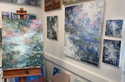 Turning Point | Paintings by Stephanie Thwaites