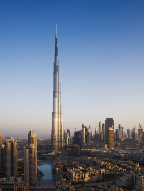 Burj Khalifa - Interiors   Architecture by Skidmore, Owings & Merrill