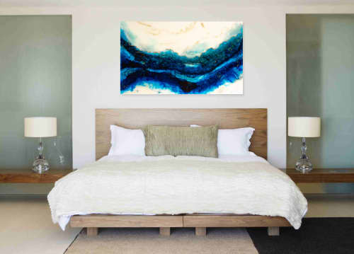 RIVER | Paintings by Christina Twomey Art + Design