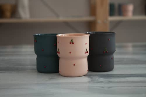Monde Espresso Cup | Cups by The Selsius Fine Porcelain Tableware