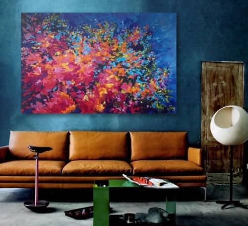 Promise-SOLD | Paintings by Sabine Hahnel