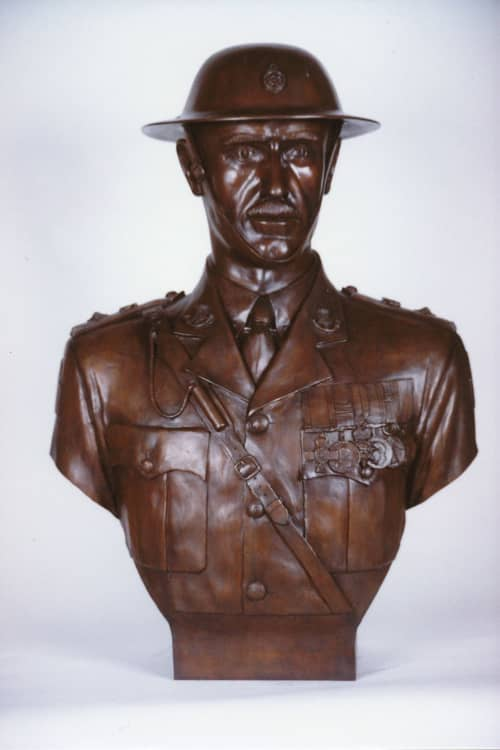 Boothby, John | Public Sculptures by Don Begg / Studio West Bronze Foundry & Art Gallery