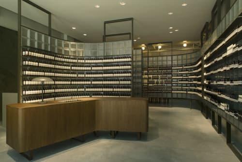 Signature Store Leipzig, Aesop   Interior Design by 1zu33 Architectural Brand Identity