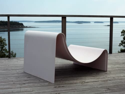 Knockabout Lounge Chair   Chairs by Asa Pingree