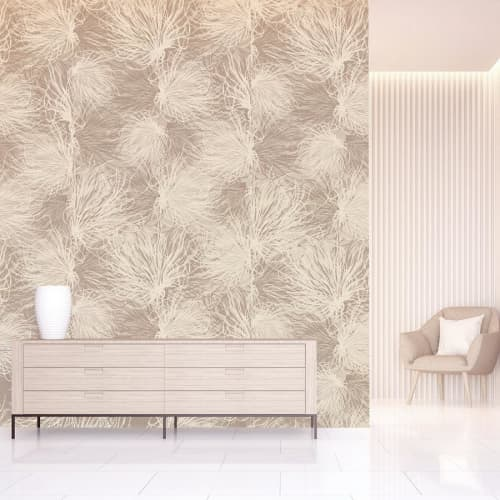 Wallpaper by Jill Malek Wallpaper - Anemone | Goldspun