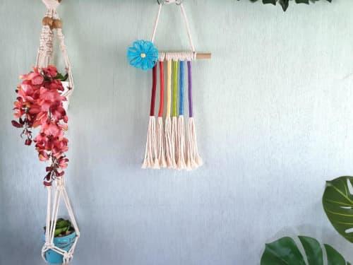 Small Macrame Wall Hanging | Macrame Wall Hanging by Desert Indulgence