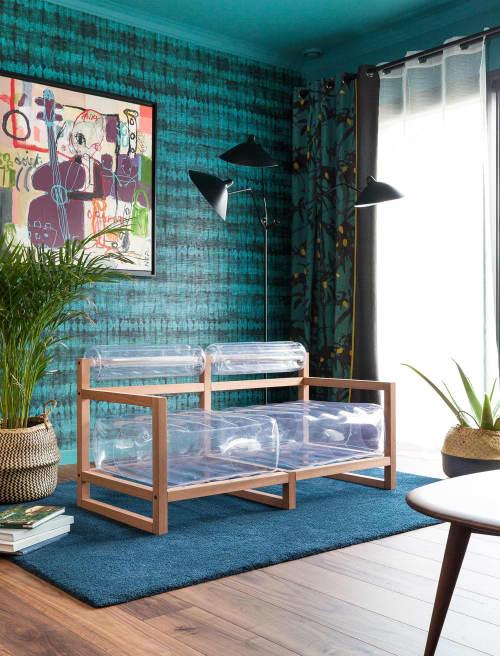 YOKO Wood Sofa | Couches & Sofas by MOJOW