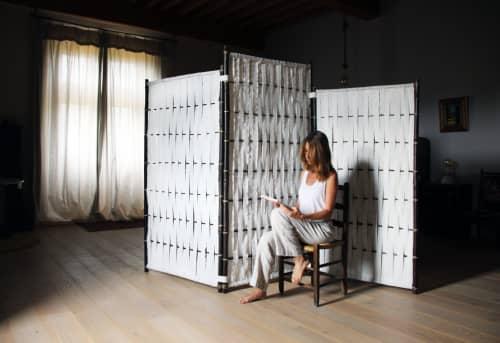 Furniture by Dorian Étienne • Design Studio at Château du Cingle, Vernas - Vibration